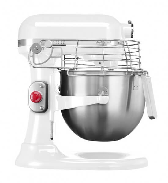 Миксер KITCHENAID -  Artisan 5KSM7990XEWH