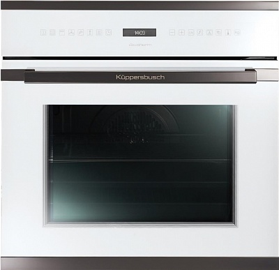 Духовой шкаф KUPPERSBUSCH -  EEB 6551.0 WX2 Black Chrome